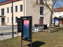 Neue Ausstellung im Rathaus Ilmmünster Bild am Rathaus