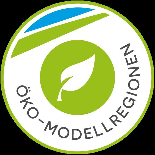 Logo Öko-Modellregion