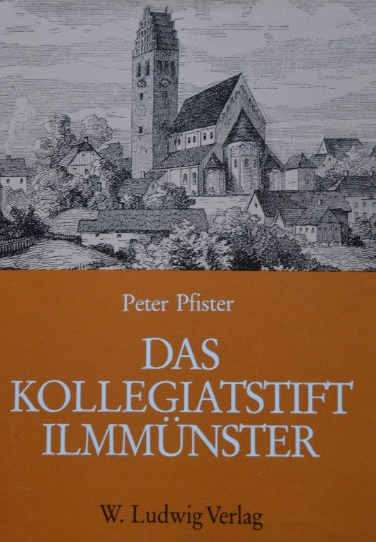 Buch Das Kollegiatsstift Ilmmünster